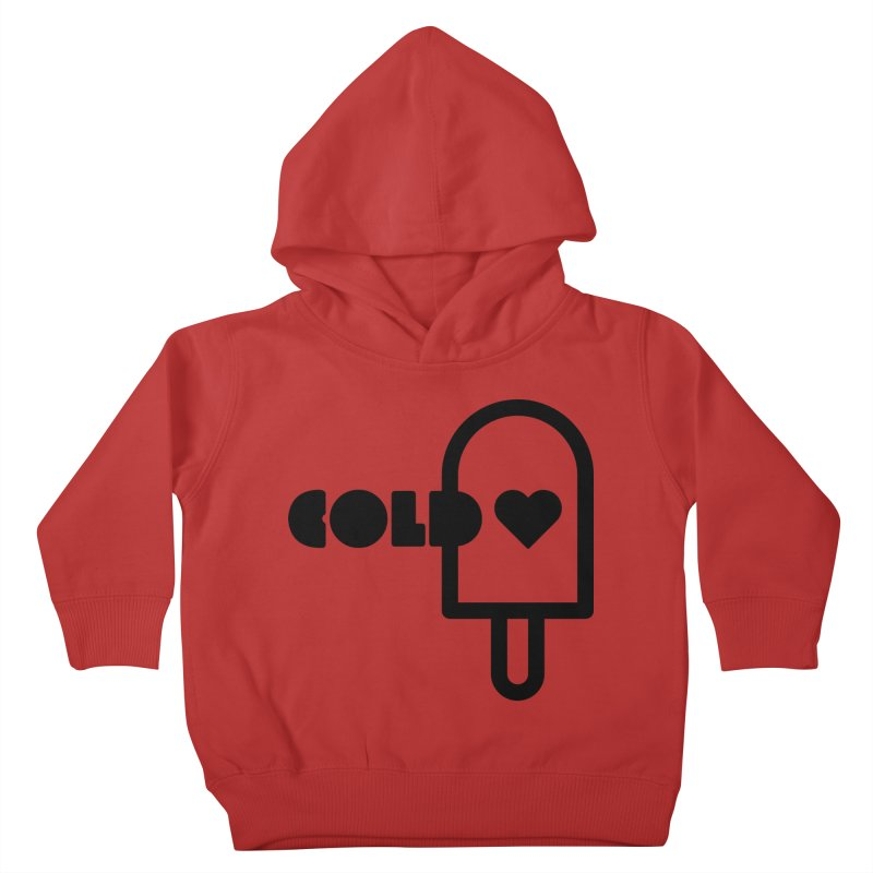 Cold Heart Kids Toddler Pullover Hoody by iconnico