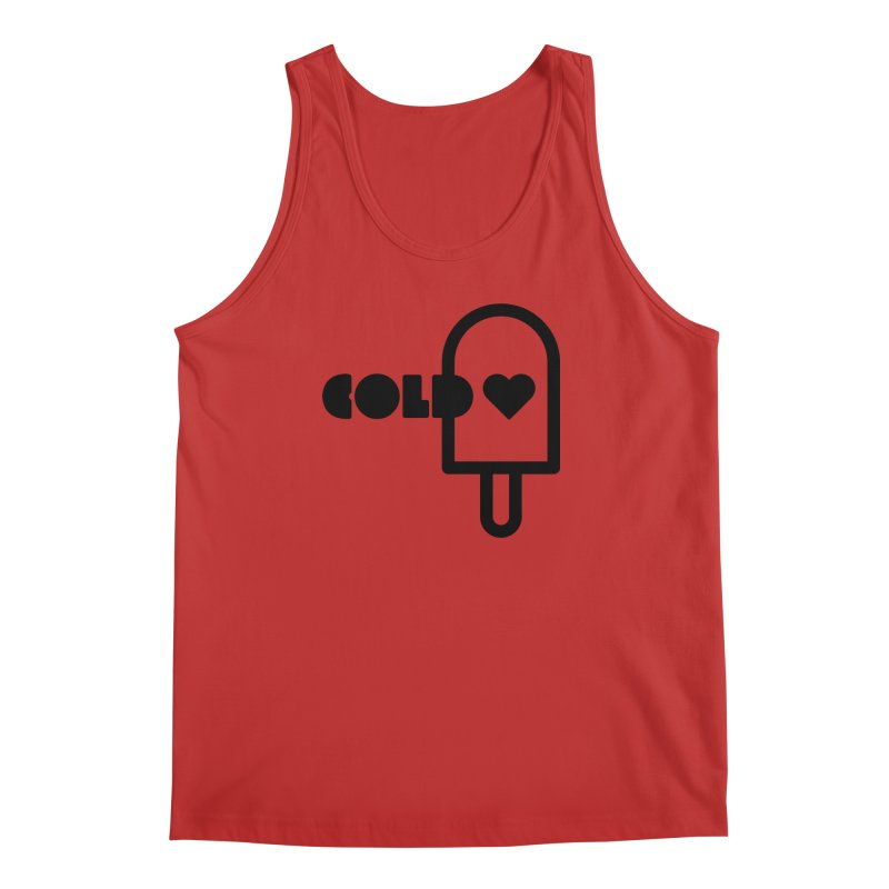 Cold Heart Men's Regular Tank by iconnico