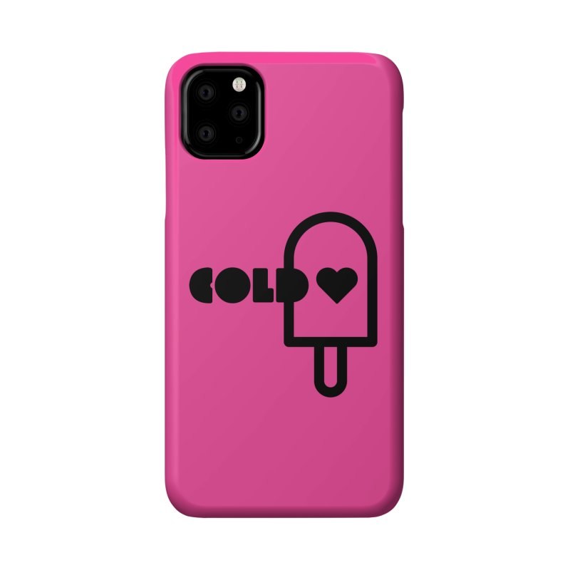 Cold Heart Accessories Phone Case by iconnico