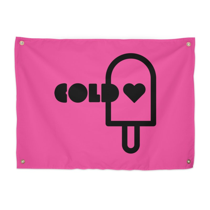 Cold Heart Home Tapestry by iconnico