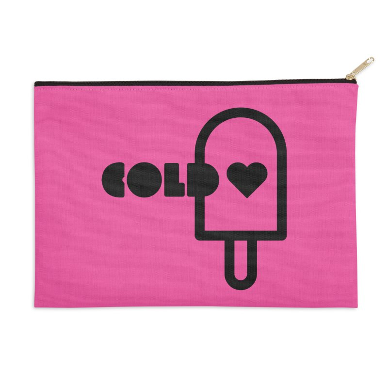 Cold Heart Accessories Zip Pouch by iconnico