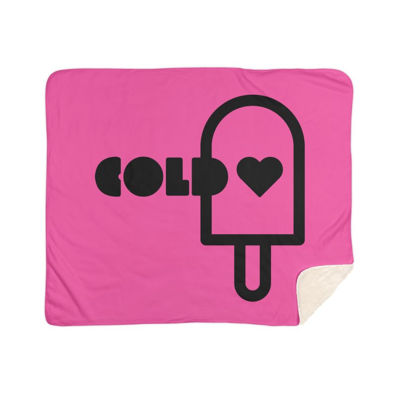 Cold Heart Home Blanket by iconnico