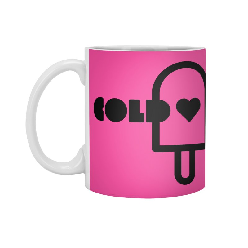 Cold Heart Accessories Standard Mug by iconnico
