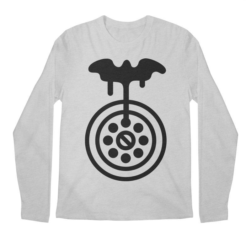 Bath Man Men's Regular Longsleeve T-Shirt by iconnico