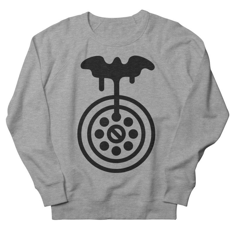 Bath Man Women's French Terry Sweatshirt by iconnico