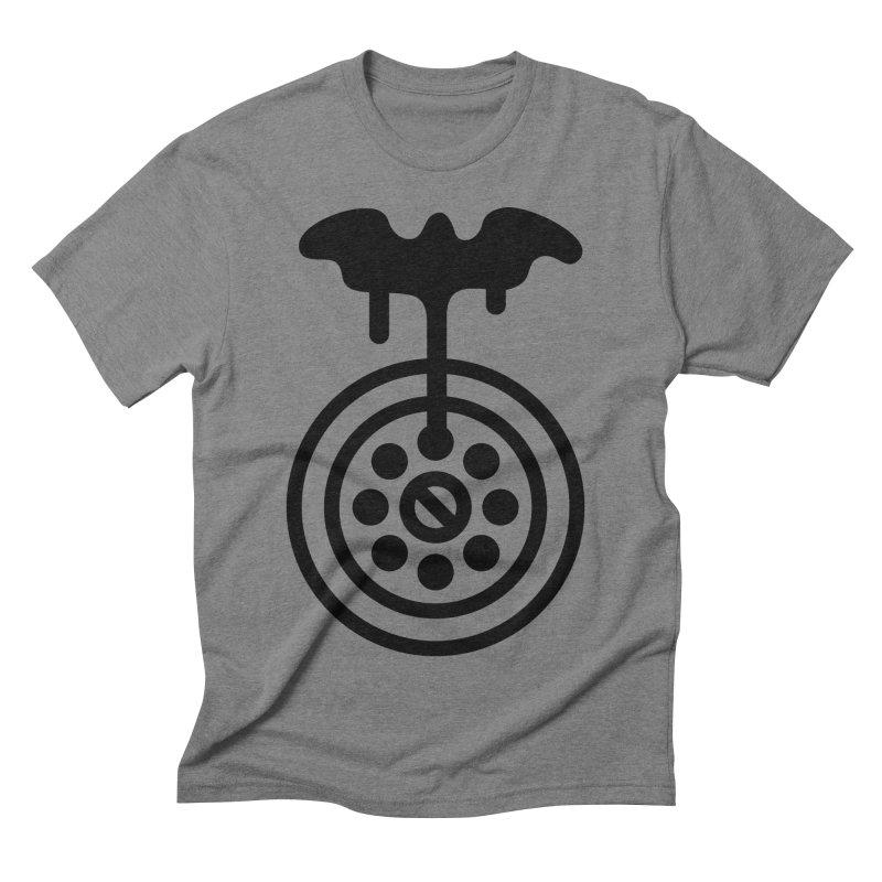 Bath Man Men's Triblend T-Shirt by iconnico