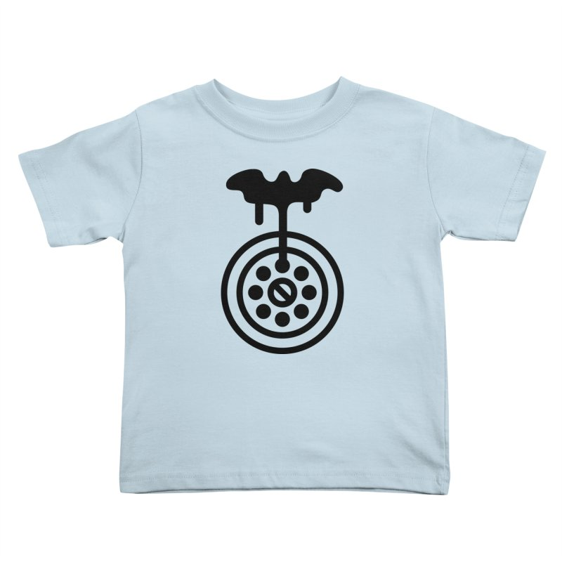 Bath Man Kids Toddler T-Shirt by iconnico