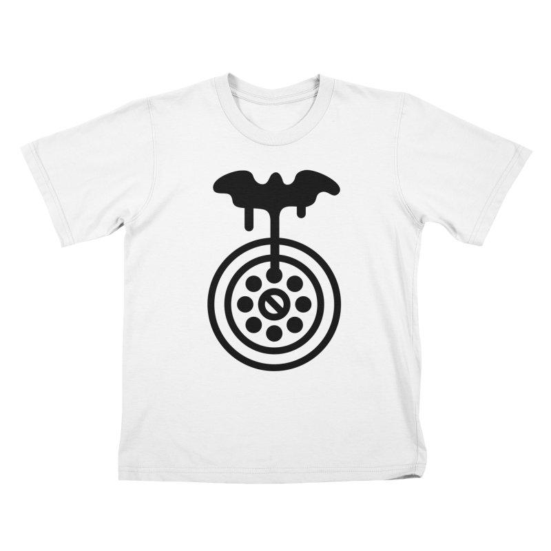 Bath Man Kids T-Shirt by iconnico