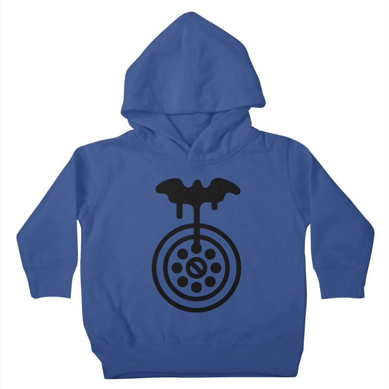 Bath Man Kids Toddler Pullover Hoody by iconnico