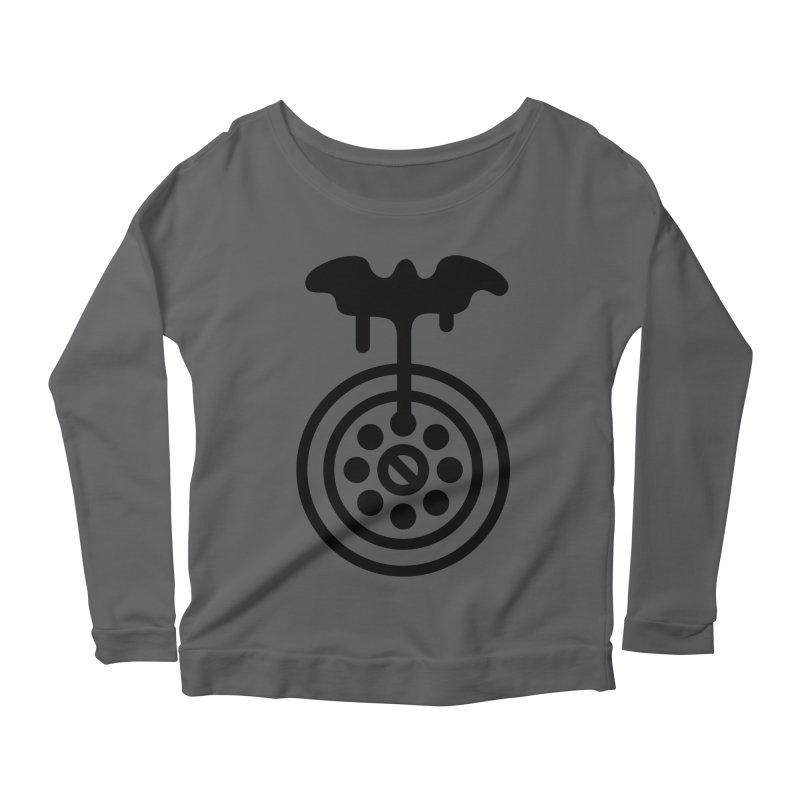 Bath Man Women's Longsleeve T-Shirt by iconnico