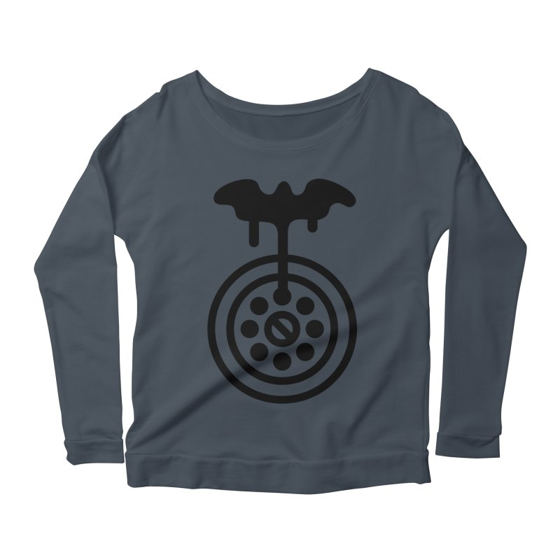Bath Man Women's Scoop Neck Longsleeve T-Shirt by iconnico