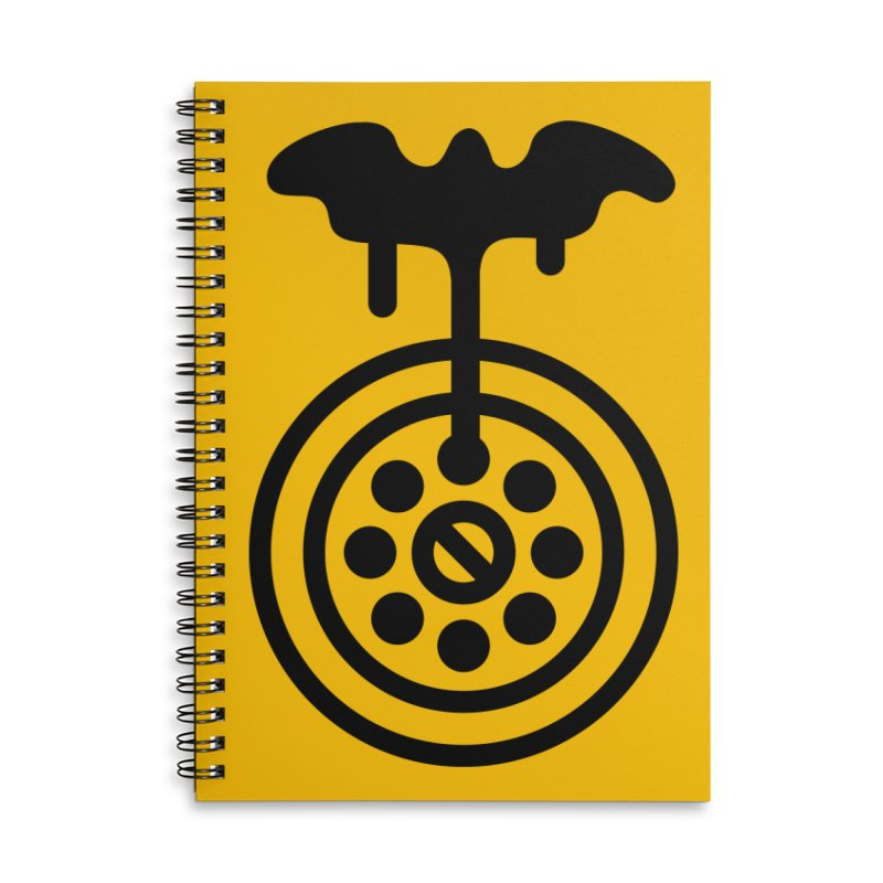 Bath Man Accessories Lined Spiral Notebook by iconnico