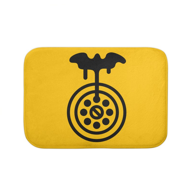 Bath Man Home Bath Mat by iconnico