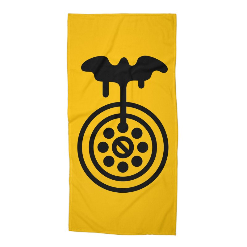 Bath Man Accessories Beach Towel by iconnico