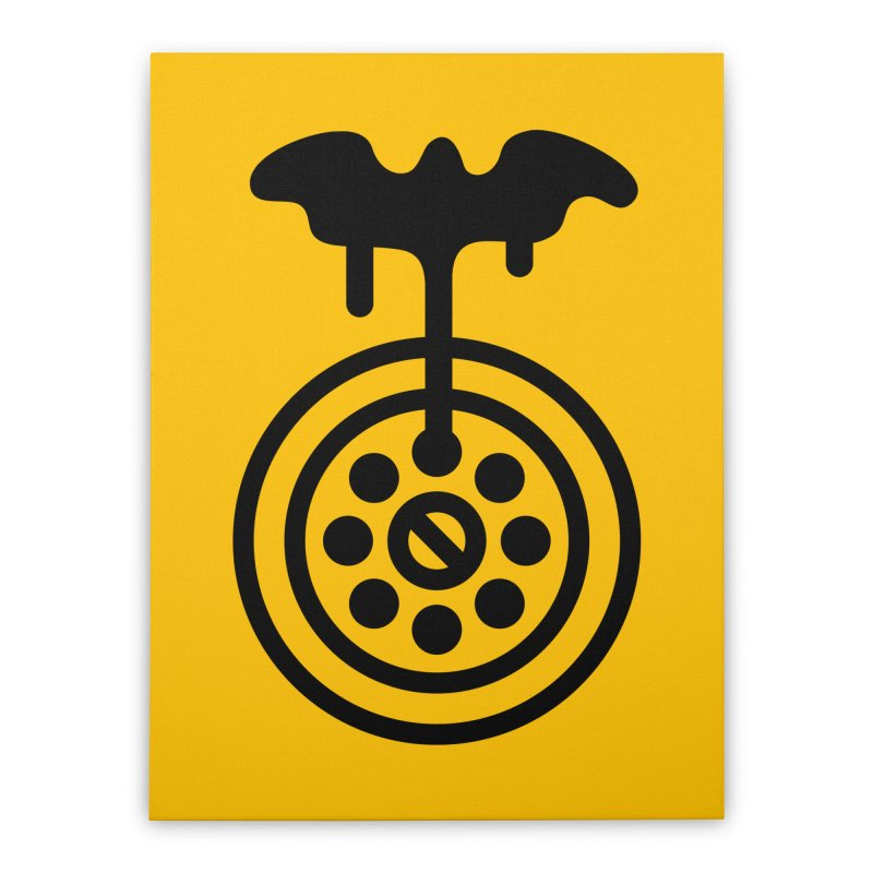 Bath Man Home Stretched Canvas by iconnico