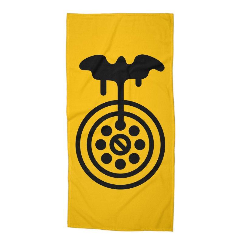Bath Man Accessories Beach Towel by iconnico