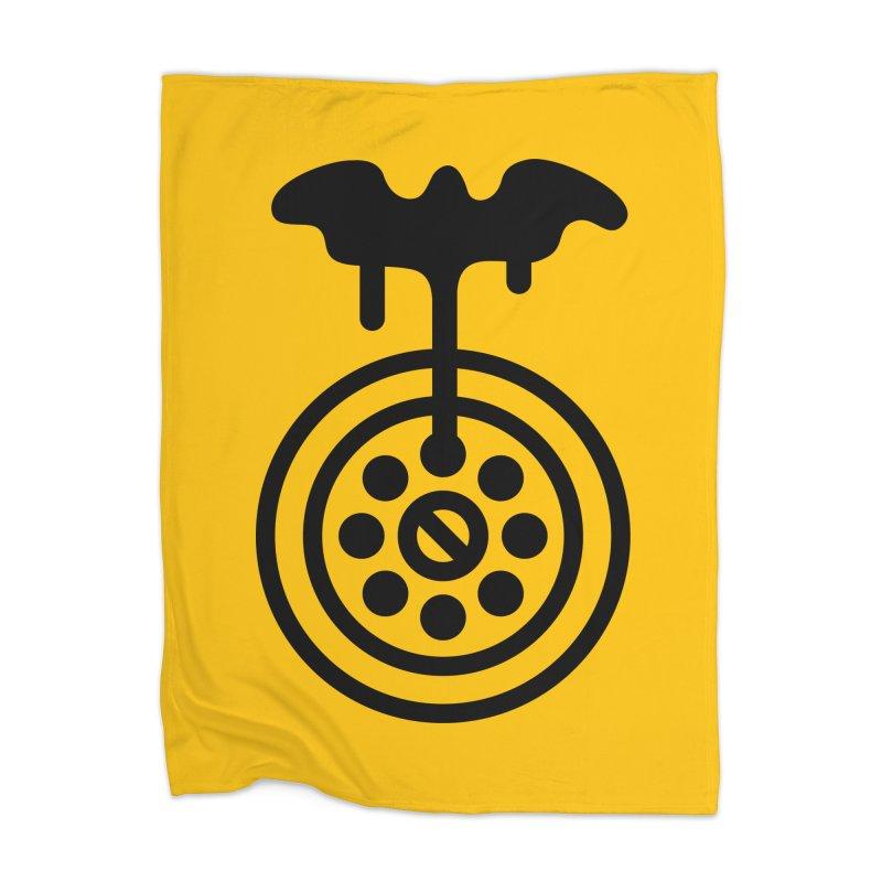 Bath Man Home Blanket by iconnico