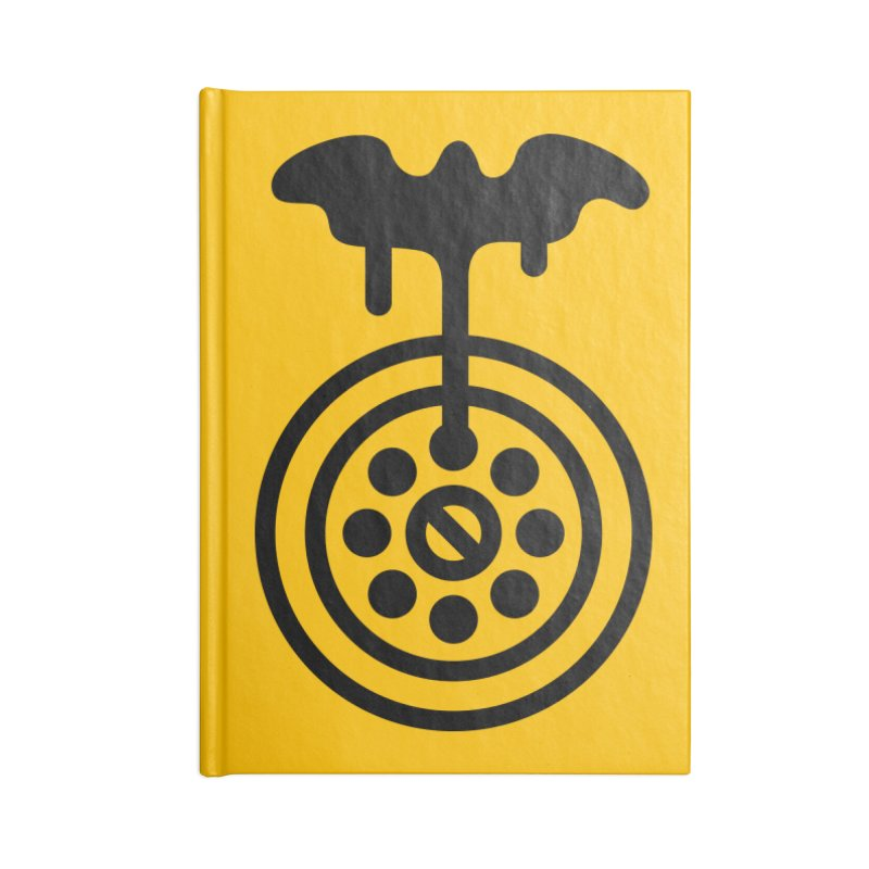 Bath Man Accessories Lined Journal Notebook by iconnico