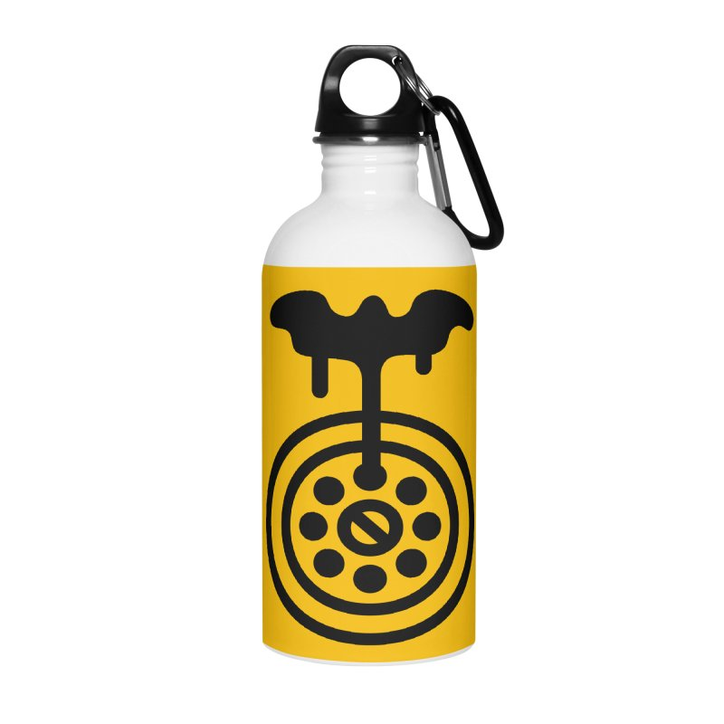 Bath Man Accessories Water Bottle by iconnico