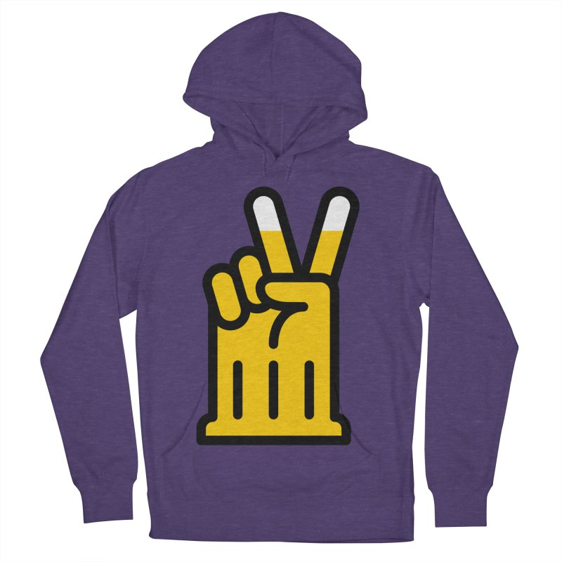 Two Beers Women's French Terry Pullover Hoody by iconnico