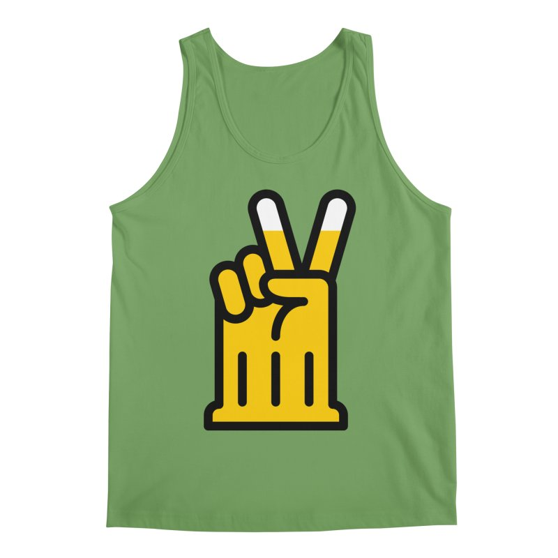 Two Beers Men's Tank by iconnico