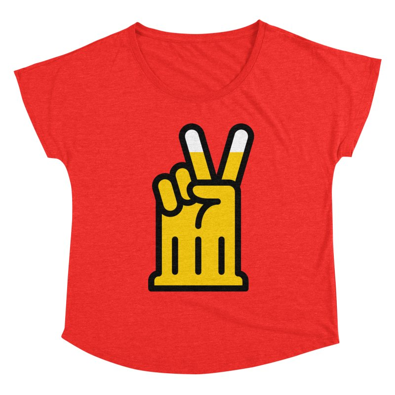 Two Beers Women's Scoop Neck by iconnico