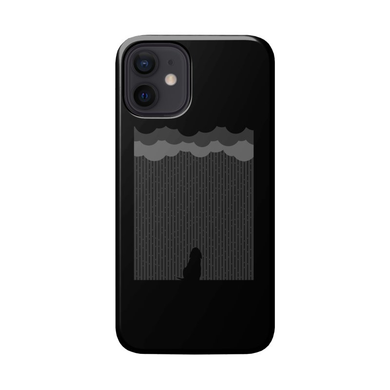 Lonely Dog Accessories Phone Case by iconnico