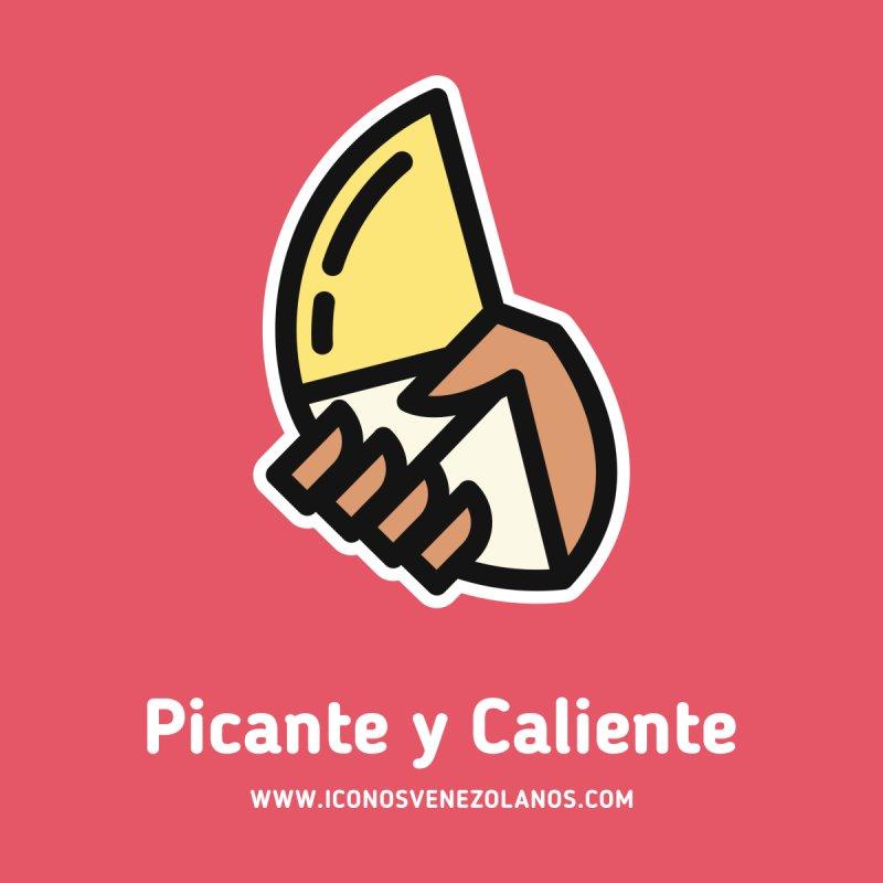 Empanada Picante y Caliente by Iconos Venezolanos