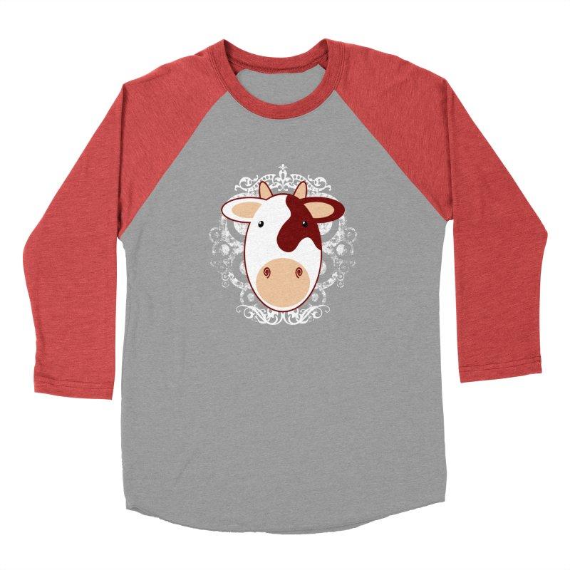 Cowwy Men's Longsleeve T-Shirt by Ideacrylic Shop