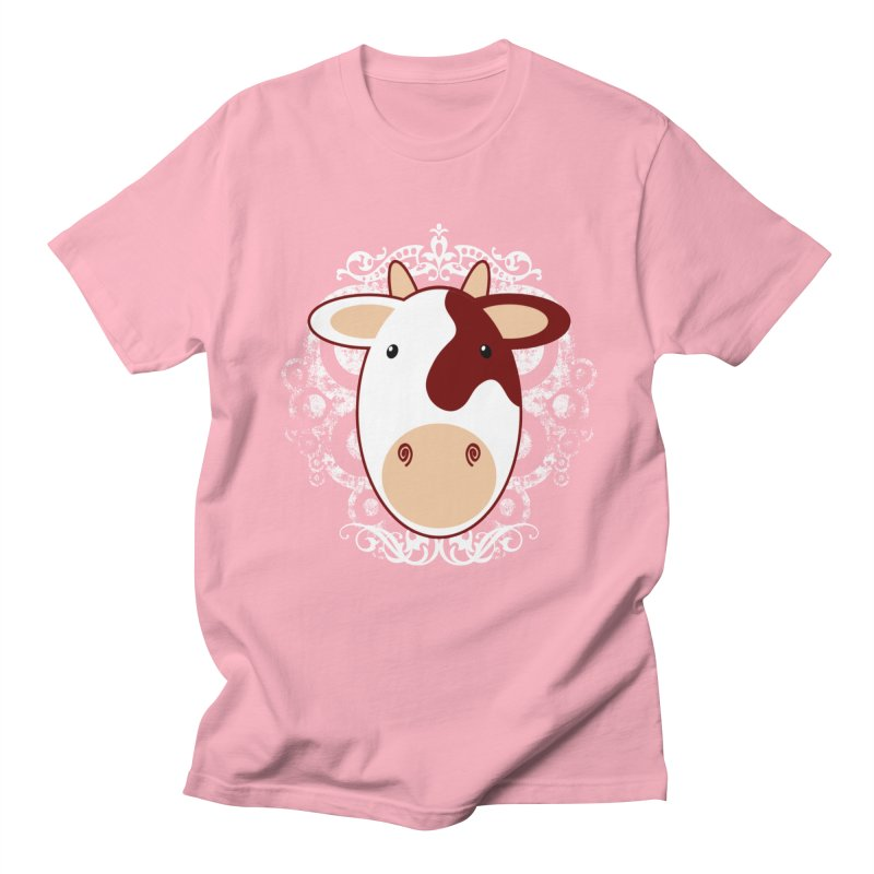 Cowwy Men's T-Shirt by Ideacrylic Shop
