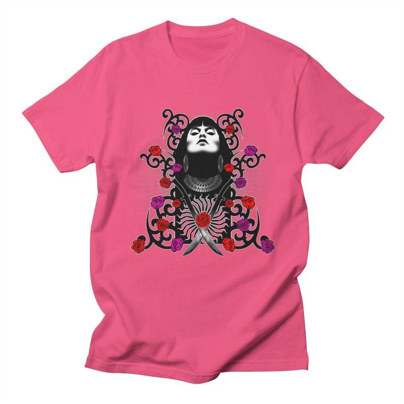 Barbara Men's T-Shirt by Ideacrylic Shop