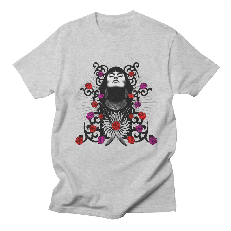 Barbara Men's Regular T-Shirt by Ideacrylic Shop