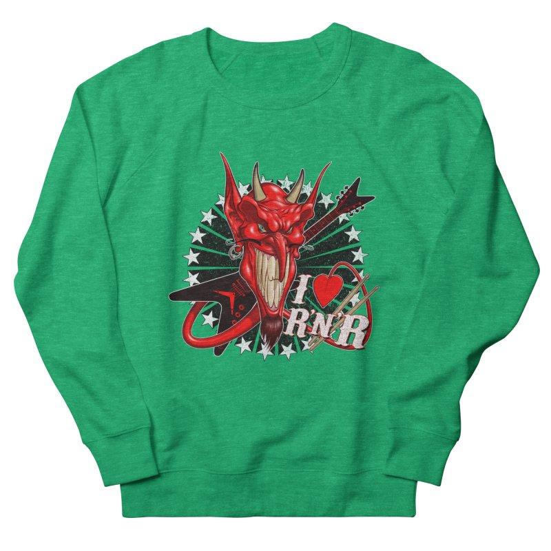 I ❤ R'n'R  Women's Sweatshirt by Ideacrylic Shop