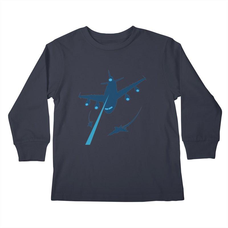 ZENLIL Kids Longsleeve T-Shirt by iDGi-1