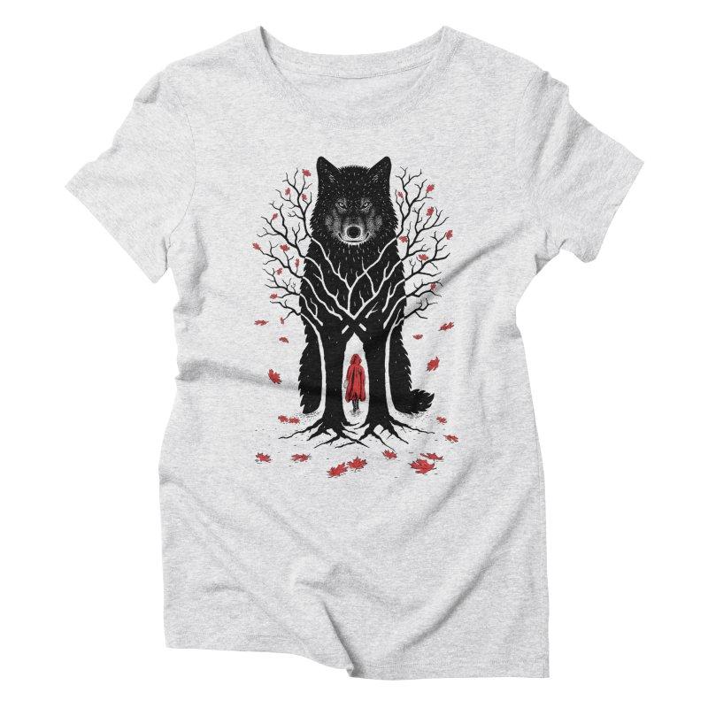 Come Closer Women's Triblend T-shirt by Ibrahim Dilek's Artist Shop