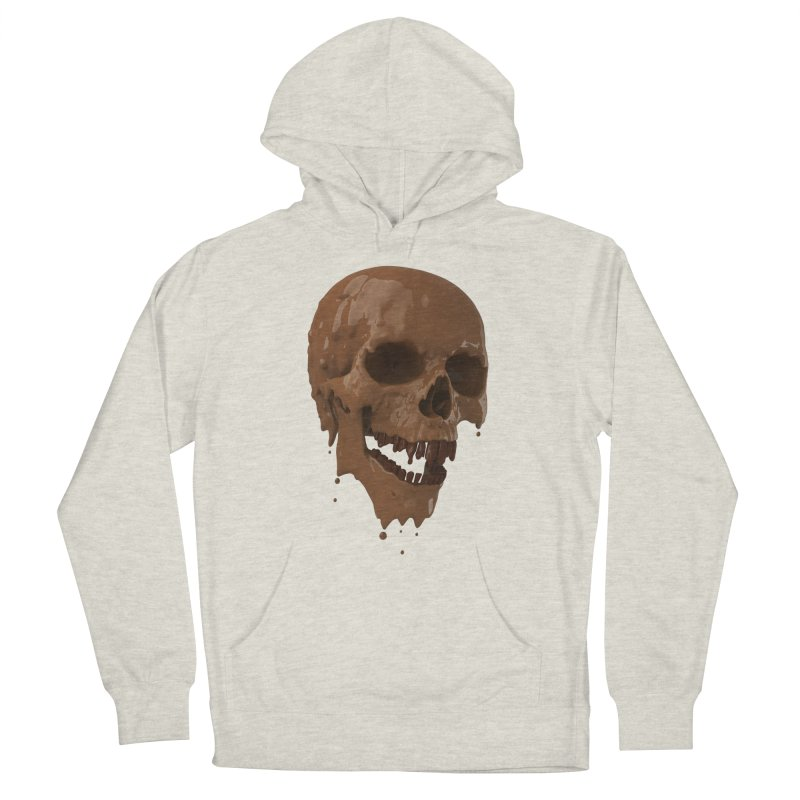Bitter Teeth Men's Pullover Hoody by Ibrahim Dilek's Artist Shop