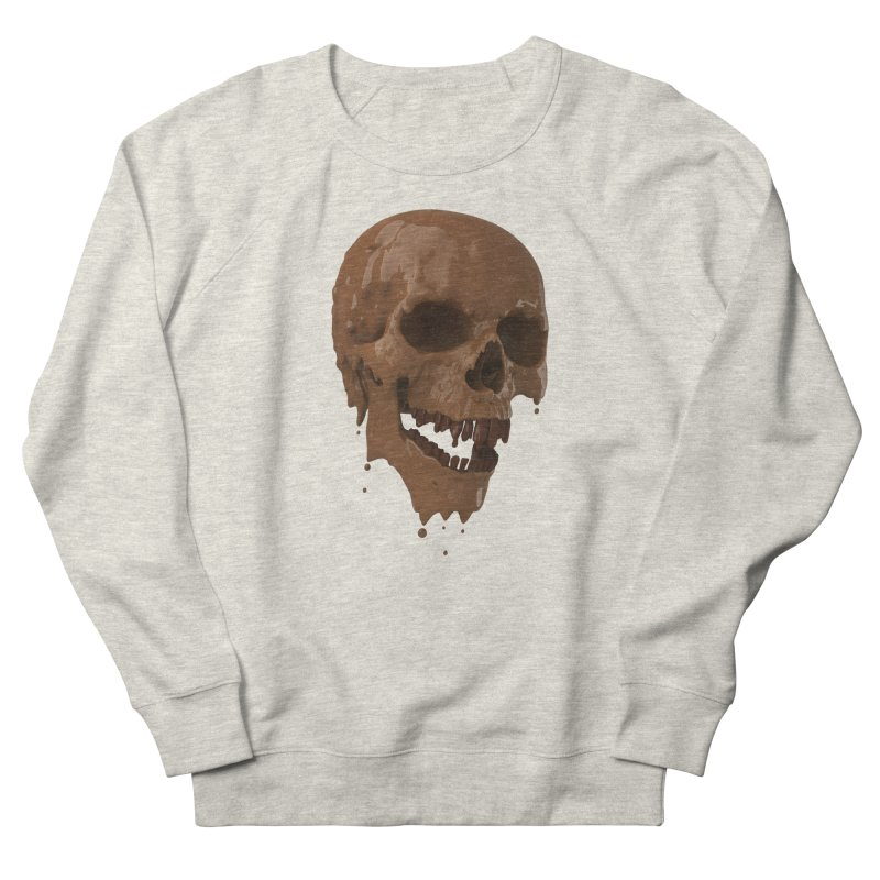 Bitter Teeth Women's Sweatshirt by Ibrahim Dilek's Artist Shop
