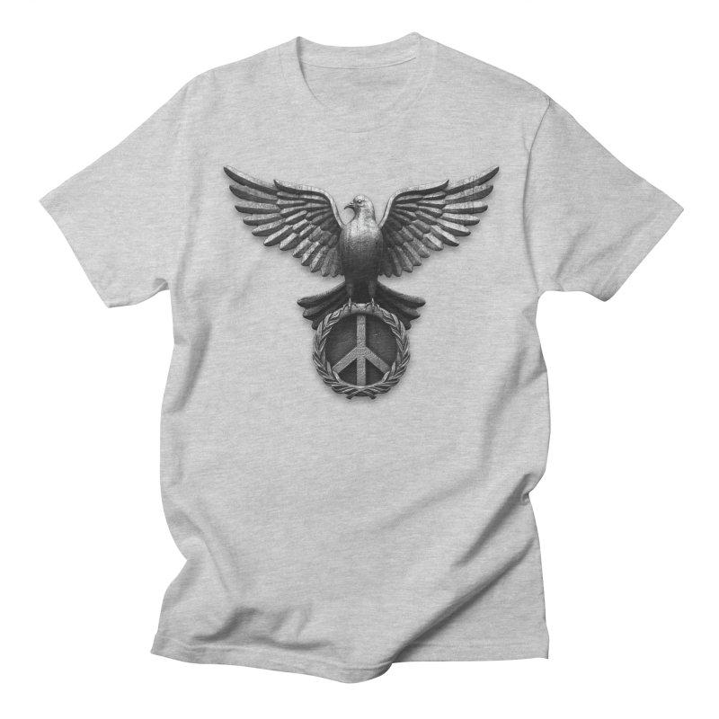 Peace Guardian Men's T-shirt by Ibrahim Dilek's Artist Shop