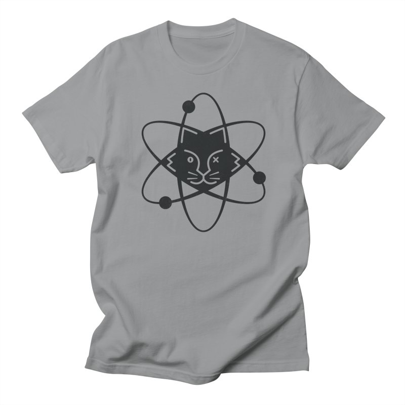 Schrodinger's Cat Men's T-shirt by Ibrahim Dilek's Artist Shop