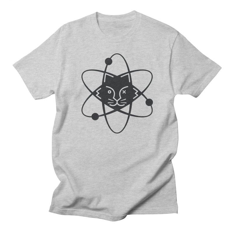 Schrodinger's Cat Men's T-shirt by Ibrahim Dilek's Artist Shop