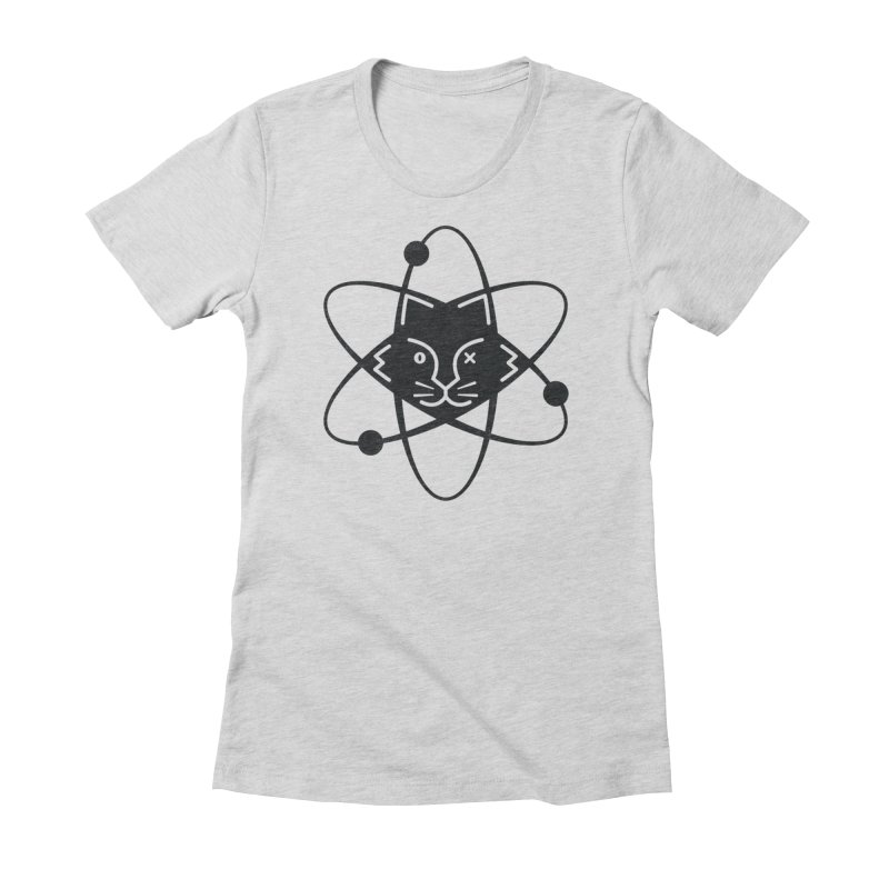 Schrodinger's Cat Women's T-Shirt by Ibrahim Dilek's Artist Shop