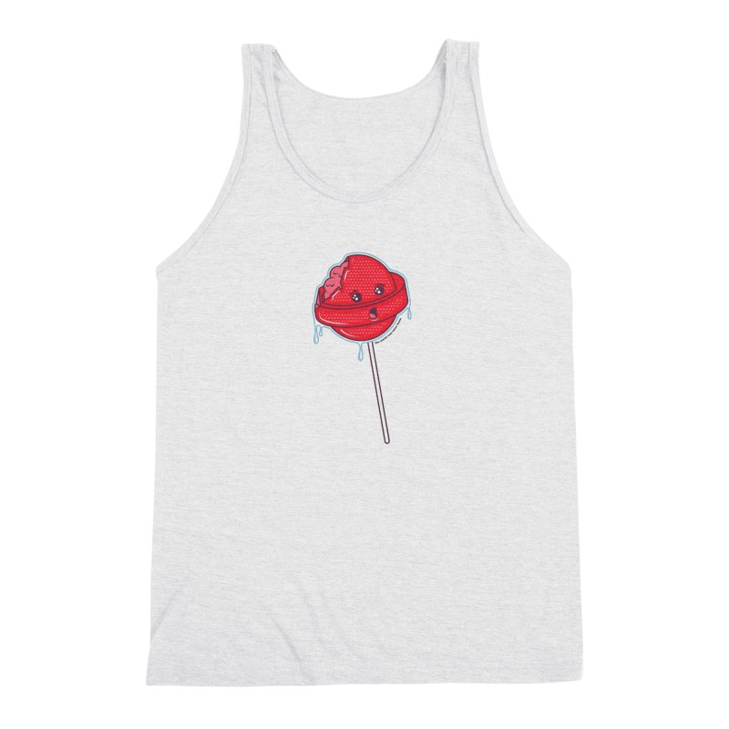 Brain Food Men's Tank by Idle Delights Design Co. Apparel