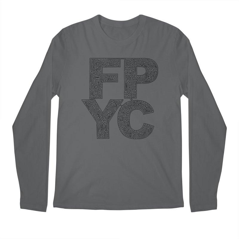 FPYC maze (black)   by idrawmazes's Artist Shop