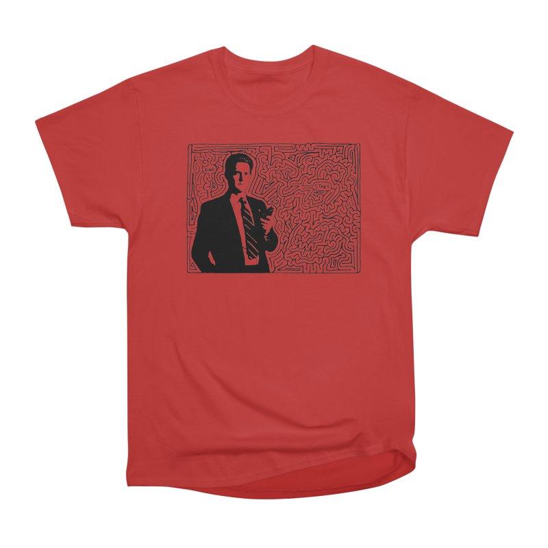 Cooper Men's Classic T-Shirt by idrawmazes's Artist Shop