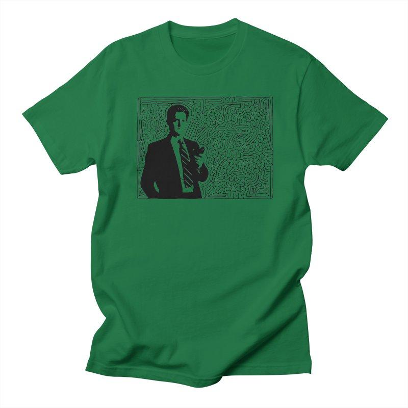 Cooper Men's Regular T-Shirt by I Draw Mazes's Artist Shop