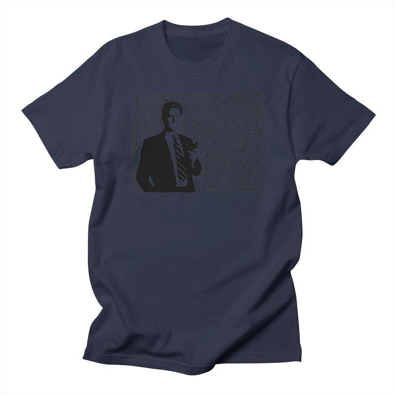 Cooper Men's T-shirt by idrawmazes's Artist Shop