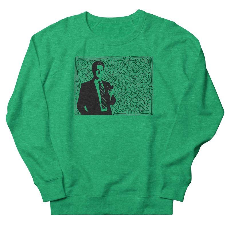 Cooper Women's Sweatshirt by idrawmazes's Artist Shop
