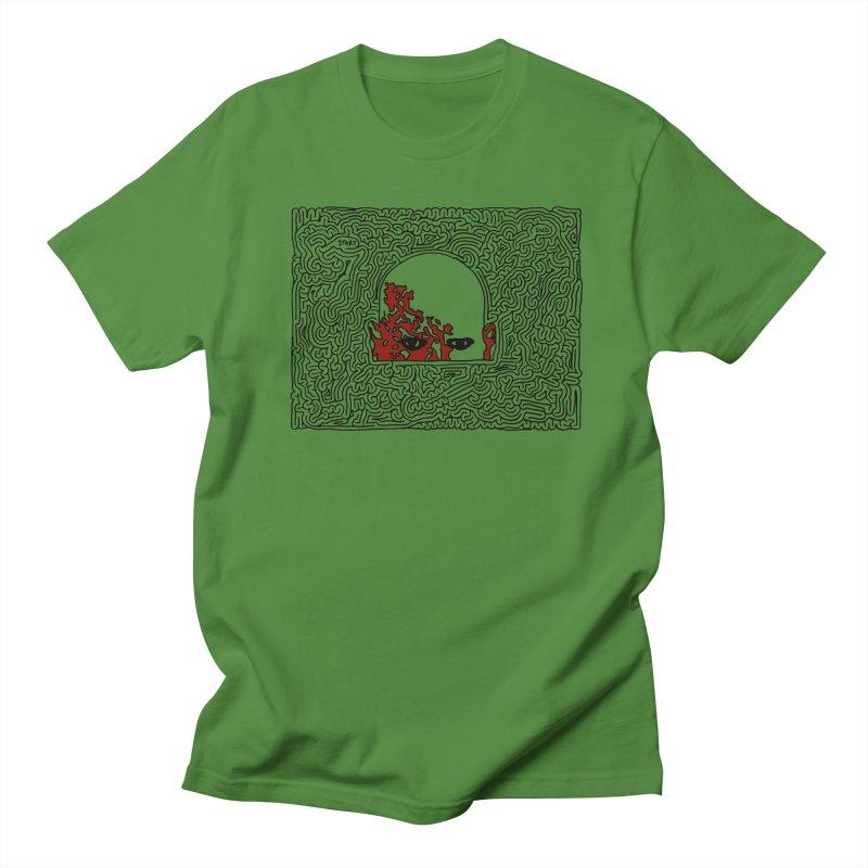 Zombie Men's T-Shirt by idrawmazes's Artist Shop