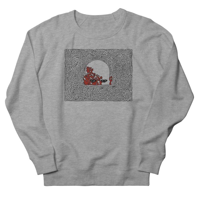 Zombie Women's Sweatshirt by idrawmazes's Artist Shop