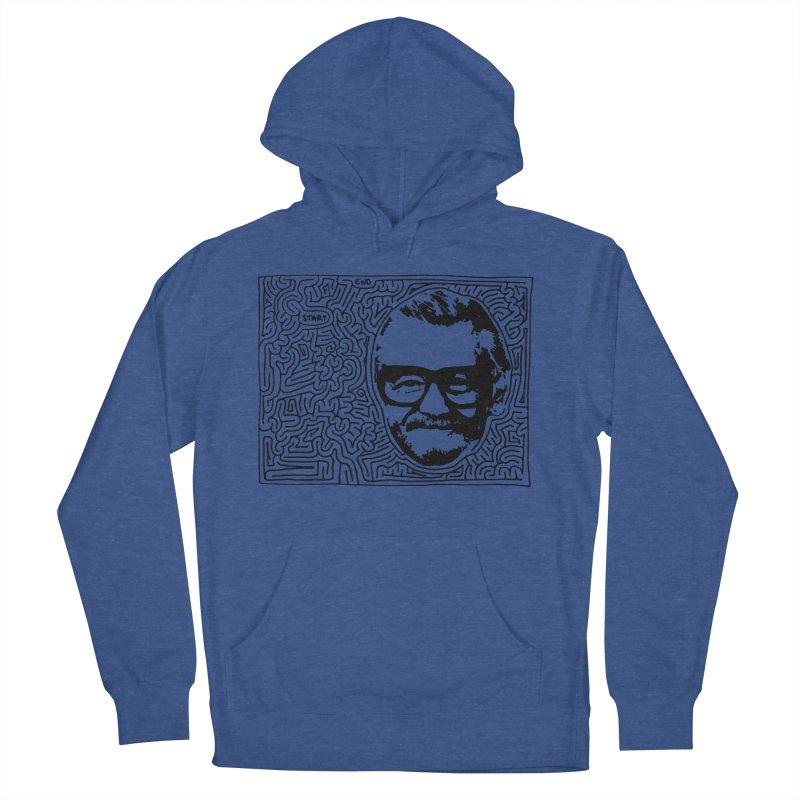 George Men's Pullover Hoody by idrawmazes's Artist Shop